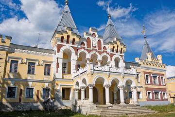 Manor estate of Baron von Derviz in Kyritz. Ryazan region.