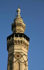 Qaitbay-Minarett der Umayyaden-Moschee