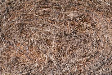 Haystacks background