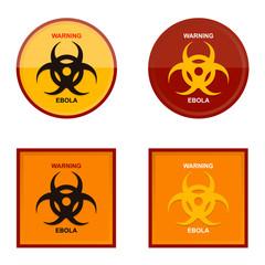 Ebola labels