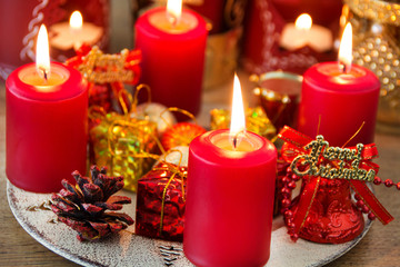 Adventskranz