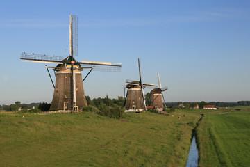 alte Windmühlen