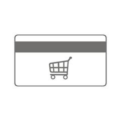 Tarjeta de compras reverso FB