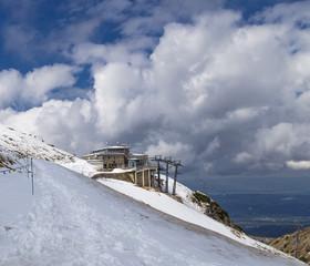 Mountain Kasprowy top