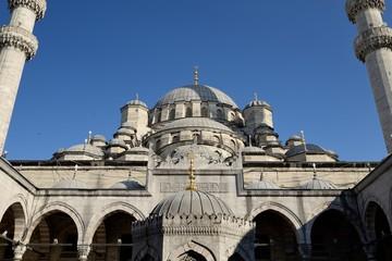 New Mosque / Yeni Camii, Istanbul, Turkey.