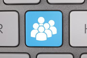 Social Media Network Users
