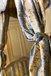 Detail of a curtain in a classic bedroom - 71246672