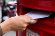 posting letters - 71248860