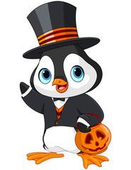 Halloween Penguin