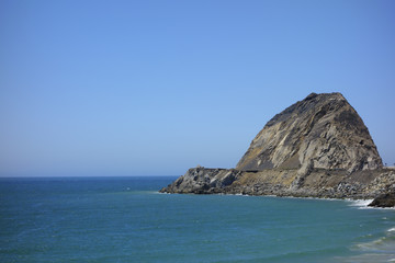 Cliffs at Point Mugu, CA