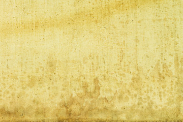 Old yellow fabric texture