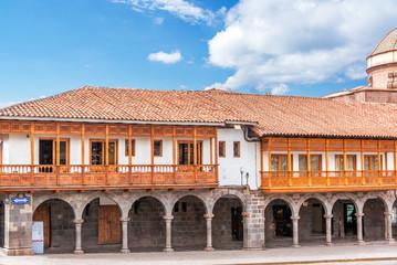 Cusco Architecture