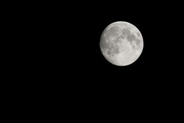 Full Moon, taken on 7th Sep 2014