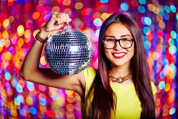 Big discotheque
