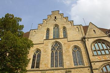 Hildesheim: Rathaus am Marktplatz (Niedersachsen)