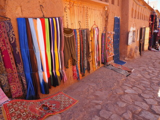 モロッコのカスバ