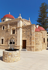 Agios Georgios Church (1856), Ierapetra, Crete, Greece