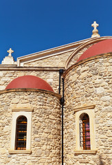 Cathedral of St. George, Ierapetra, Crete, Greece