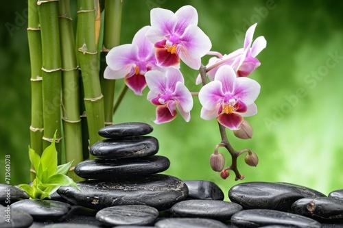 Zdjęcia na płótnie, fototapety na wymiar, obrazy na ścianę : zen stones