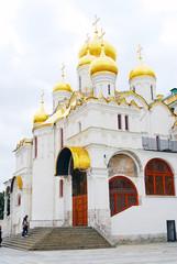 Annunciation church. Moscow Kremlin. UNESCO Heritage.