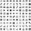 Shadow Iconset black Icons Entertainment Social Media