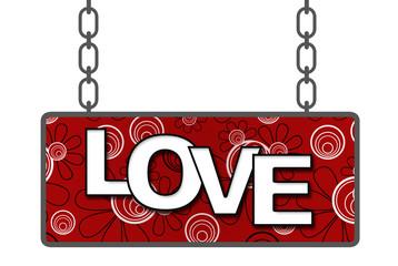 Love Signboard