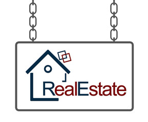 Real Estate Signboard