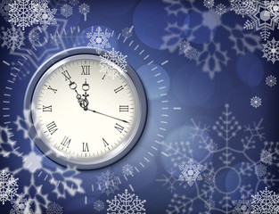 Christmas vector clock