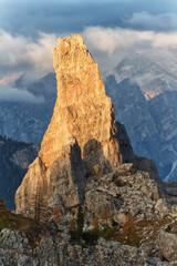 """Mountain """"Dolomiti - Cinque Torri"""""""