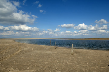 Strand, Roemoe, Daenemark, Badestrand,