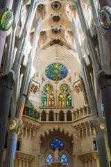 スペイン サグラダ・ファミリア Sagrada Família