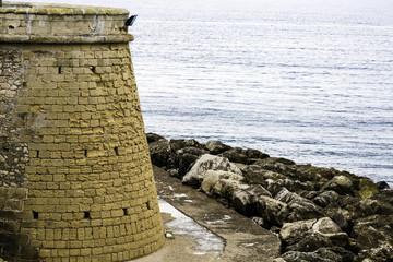 Torre di Gallipoli centro storico mare