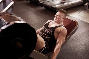 Leg lifting a
