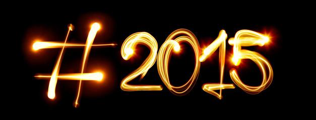 Hashtag 2015
