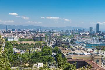 Barcelona generic view