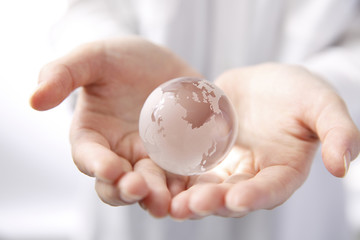 ガラスの地球