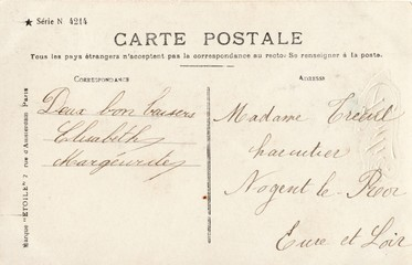 French Antique Postcard 3