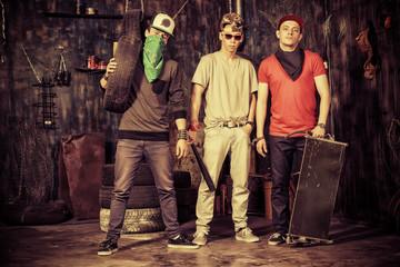 band boys