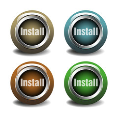 Install buttons
