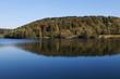 Leinwanddruck Bild - Freilinger See