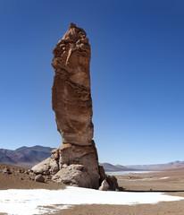 Geological monolith