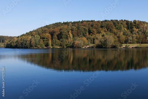 Fotobehang Kanaal Freilinger See