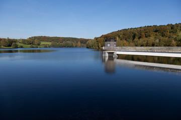 Freilinger See, Naturpark Eifel