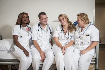 Nurses as a perfect team
