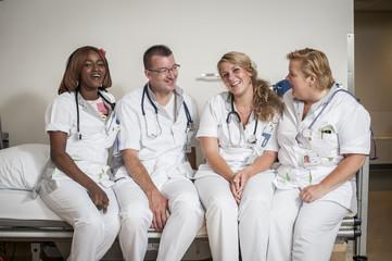 Nurses as a perfect team
