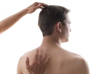 Physiotherapie, korrekte Ausrichtung des Körpers