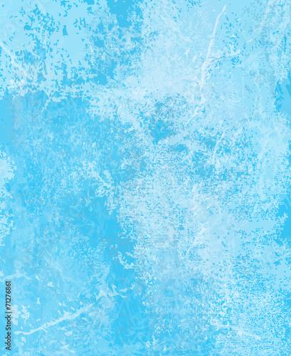 Vector ice background.
