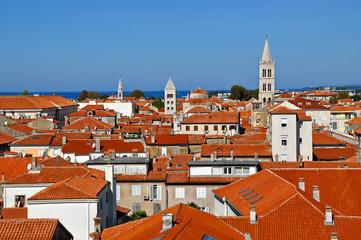 Zadar, Croatie