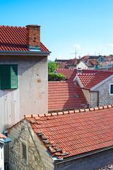 Split roofs