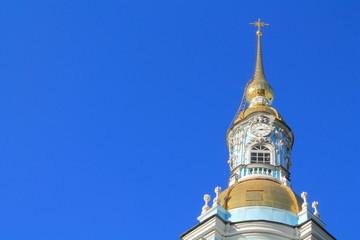 башня Никольского собора